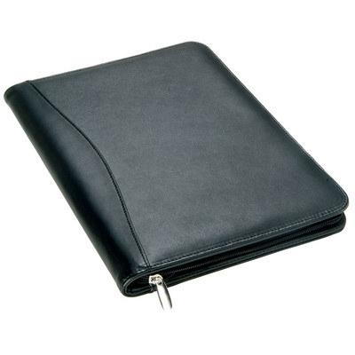 Leather A4 Compendium