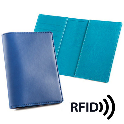 Deluxe Passport Wallet with RFID Protection