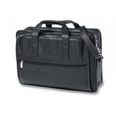 Executive Leather Computer Bag