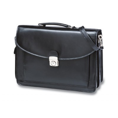 Executive Leather Brief Case
