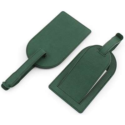 Biodegradable Large Concealed Luggage Tag