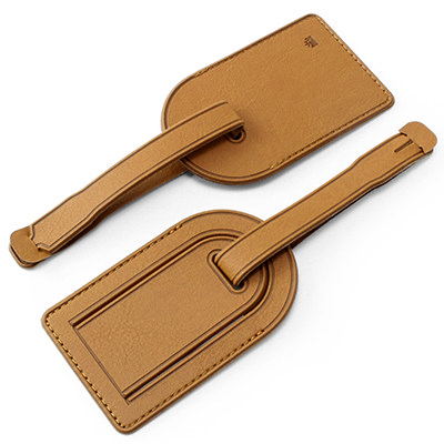 Biodegradable Small Concealed Luggage Tag
