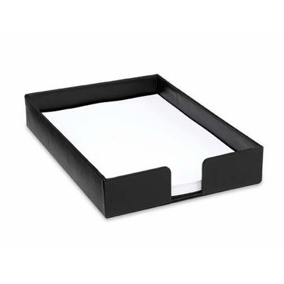 Executive Leather A4 Desk Tray