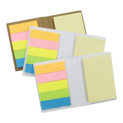 Compact Sticky Notepad - (printed with 1 colour(s))  (PC1243_PC)