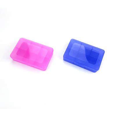 6 Compartments Pill Box