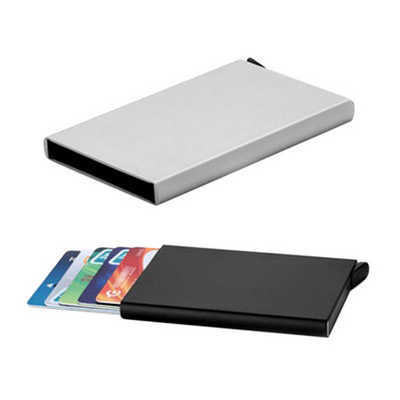 Metal RFID Card Holder