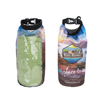 2L Full Colour Dry Bag with PVC Window