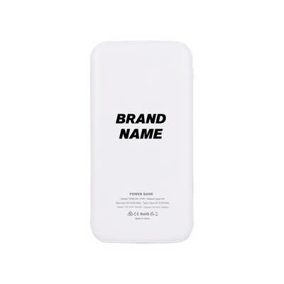 10000mAh Wireless Power Bank with Power Indicator