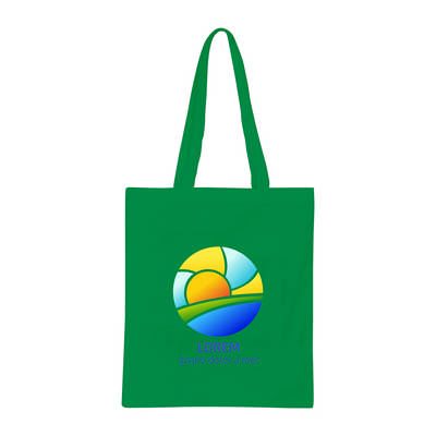 170gsm Long Handle Cotton Bag