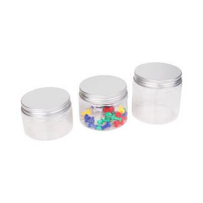 100ml Round Container with Aluminum lid