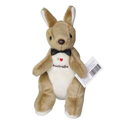 Standard Design Plush Toy - Kangaroo