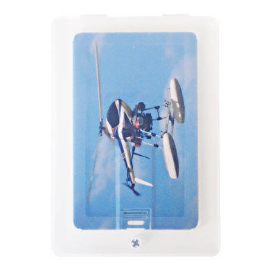 Clear Magnetic Slim Case