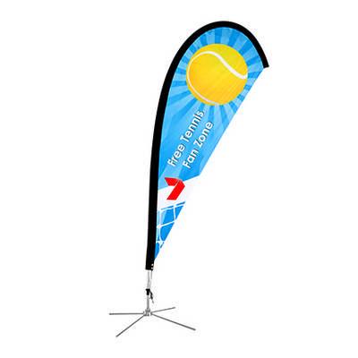 Large(109388cm) Teardrop Banners 15ft