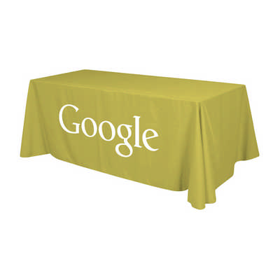 3-Sided Throw Table Cloth 6ft