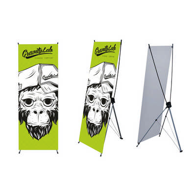 Small X-Frame Banner (60 x 160cm)