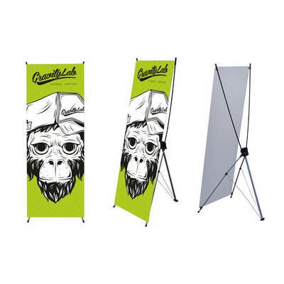 Medium X-Frame Banner (80 x 180cm)