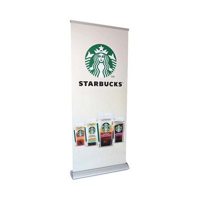 Single Sided Pull Up Banner (85 x 200cm)