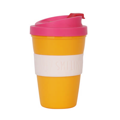 350ml Large Glossy Matte Coffee Cup