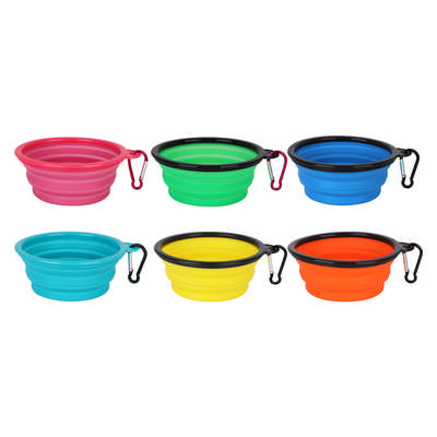 350ml Collapsible Silicon Bowl