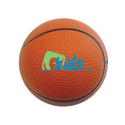 100mm Basketball Shape Stress Reliever