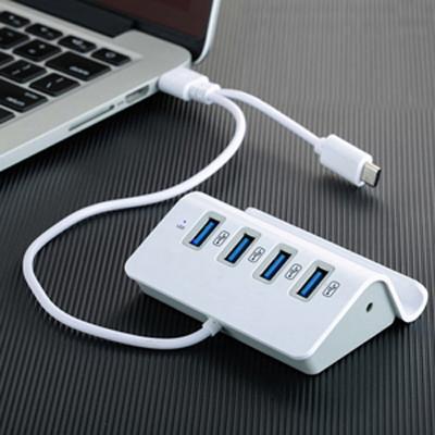 Media Hub Stand - USB v2.0 (USB, Type-C)