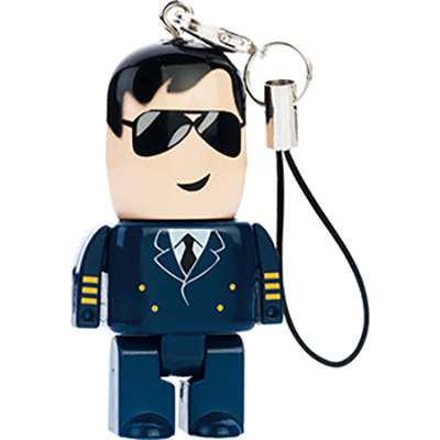Micro USB People - Professional 4GB - (printed with 3 colour(s)) USM8012B-4GB_PROMOITS