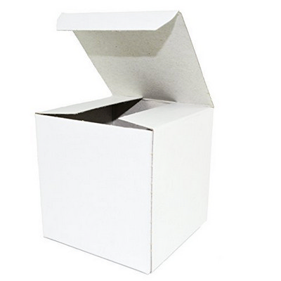 White Gift Box - (printed with 1 colour(s))  (PS2701_PS)