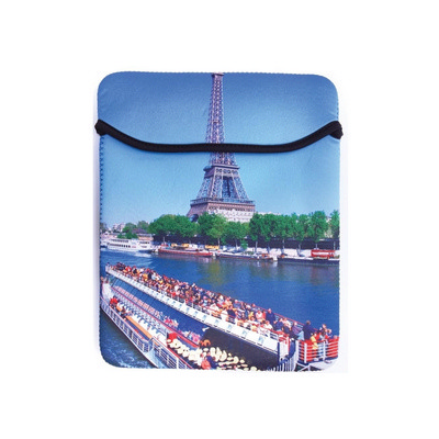 10 Inch Sublimated Neoprene tablet Sleeve - (printed with 1 colour(s)) PSIPAD10S_PS