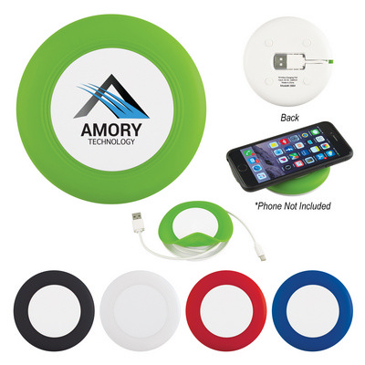 2-In-1 Charging Cable Roundabout - (printed with 1 colour(s)) PH2884_PS