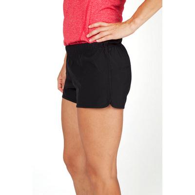 4 Way Stretch Fabic Ladies Shorts