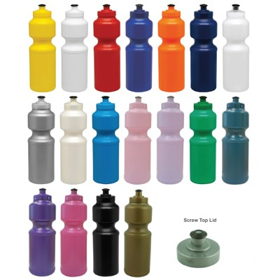 750ml Sports Bottle with Screwtop - BPA Free