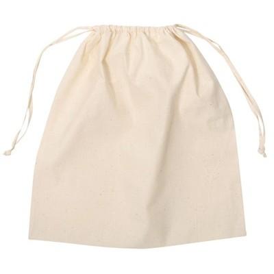 Calico Bag Natural - Drawstring