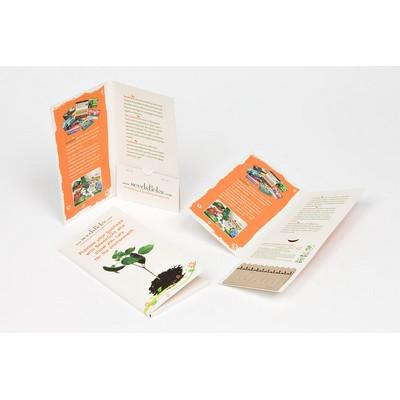 Seed Sticks - 10 Stick greeting card