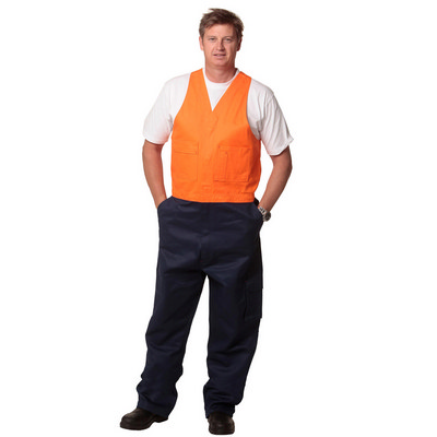 Mens Overall Stout Size