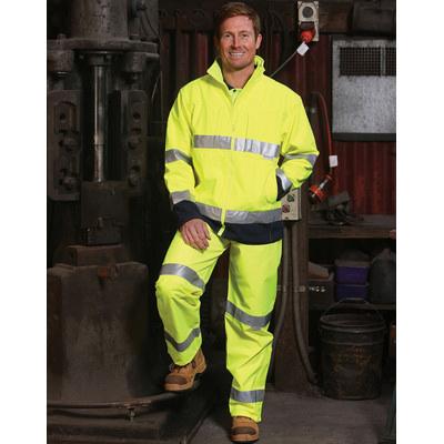 Hi-Vis Safety Jacket