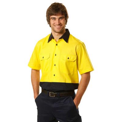 Short Sleeve Safety Shirt