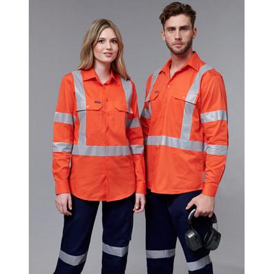 Unisex Biomotion NSW Rail Safety Shirt