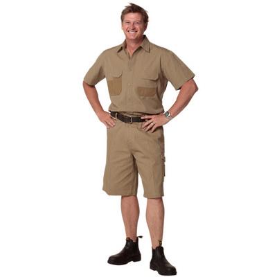 Durable Short Sleeve Work Shirt