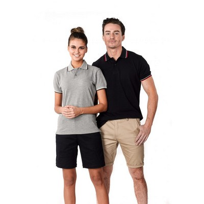 Mens Modern Chino Short with Stretch