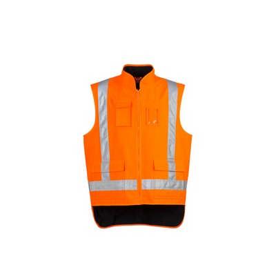 Mens TTMC-W17 Fleece Lined Vest