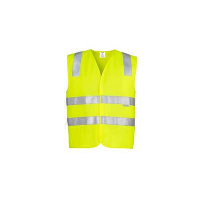 Unisex Hi Vis Basic Vest
