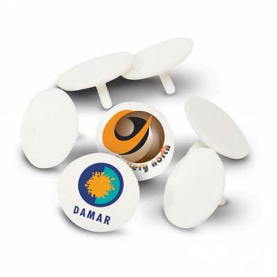 Plastic Golf Ball Marker
