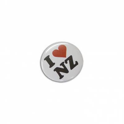Button Badge Round - 37mm
