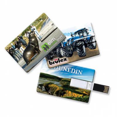 Credit Card Flash Drive 8GB
