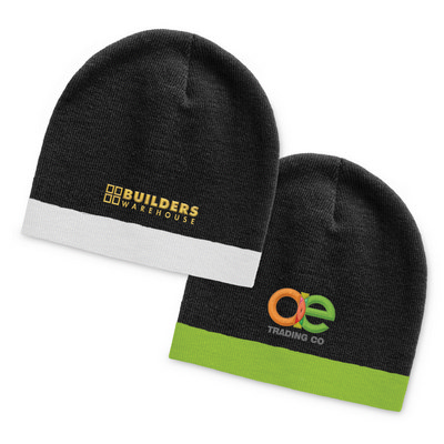 Commando Beanie - Two Tone - (printed with 4 colour(s)) 110837_TRDZ