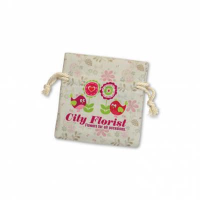 Turin Cotton Gift Bag - Small