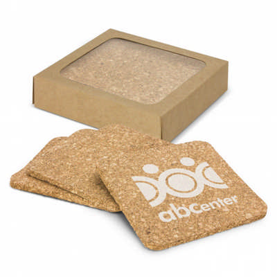 Oakridge Cork Coaster Squar