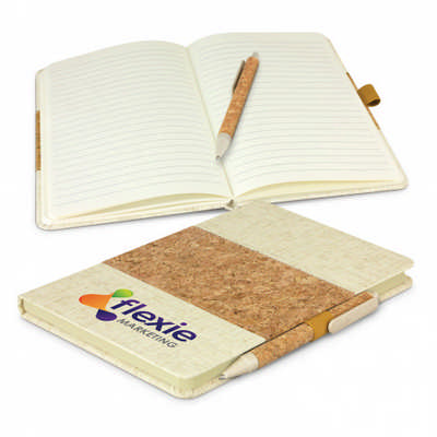 Ecosia Notebook & Pen Set