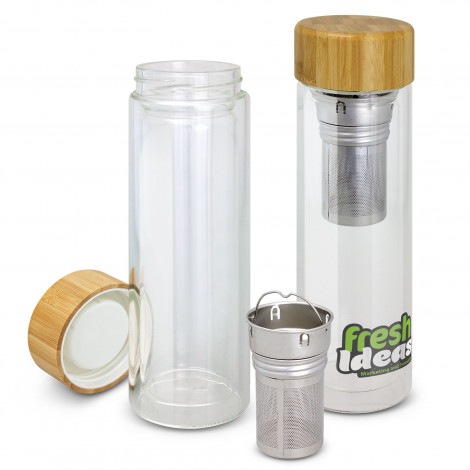 Tea Infuser Bottle