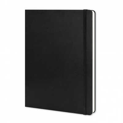 Moleskine Classic Hard Cover Notebook - Extra Larg